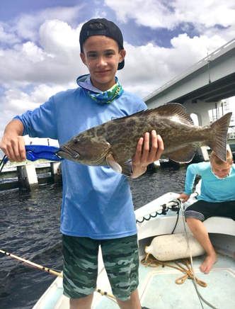 Fort Myers Grouper Fishing